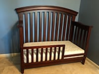 Full size convertible bed Herndon, 20171
