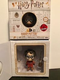 Harry Potter Quidditch EB Games Exclusive 5 Star Funko Vinyl Figure Toronto, M2J