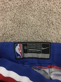 NBA/Supreme Black Shorts Fairfax, 22033