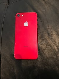 Produkt rød iphone 7 limited edition Oslo, 1258