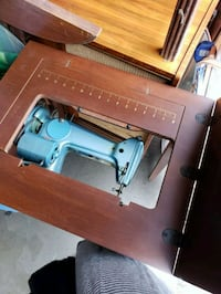 blue and black sewing machine Frederick, 21704
