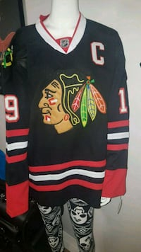 Toews signed Jersey