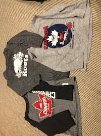 Roots long sleeve amazing condition