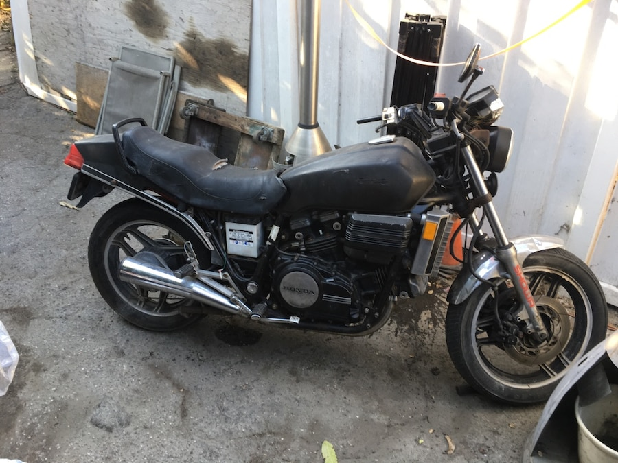 Letgo Project Bike Honda In Bixby Knolls Ca