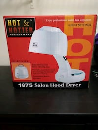 Salon hood dryer Washington, 20018