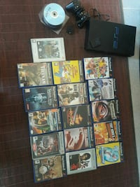 PlayStation 2 + Juegos y chip