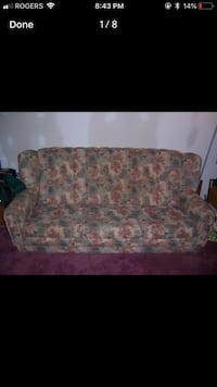 Couch, Loveseat and Chair Set  Hamilton, L0R 1P0