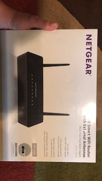 net gear smart wifi router with external antenna brand new in packaging  Streetsboro, 44241