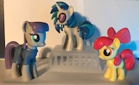 My Little Pony FUNKO Pop Vinyls (Maud Pie, DJ Pon 3, Apple Bloom) - out of box Annandale, 22003