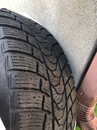 4x 205-55-16 Winter tires good for this season and maybe next.  Great condition, no holes or patches.  Montréal