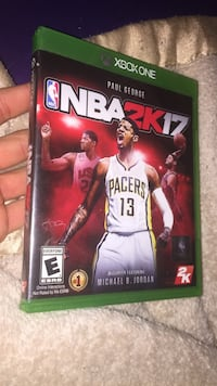 2k17 xbox one. need gone fast Georgetown, 40324