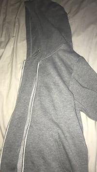grey zip up hoodie Winnipeg, R3M 1A4