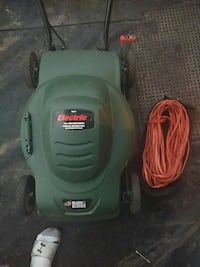 18 inch electric Black & Decker mulching mower Tyrone, 16686