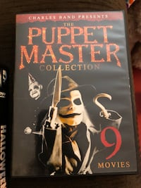 The puppet master collection  Burnaby, V5G 1E4