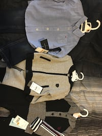 Baby boy 12months 5 outfits brand new