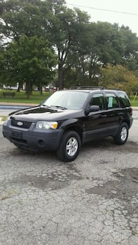 2007 Ford Escape 4X4 Cleveland, 44111