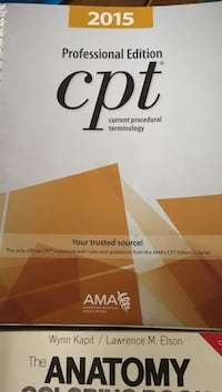 Professional Edition Cpt book