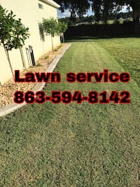 Lawn care Belleview