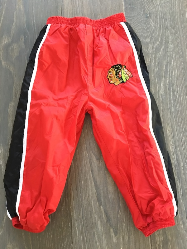 los angeles e8aed d25d9 Chicago Blackhawks Baby active wear
