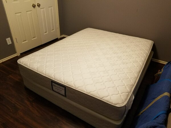 Posturepedic Preferred Coastlight Firm Mattress Se