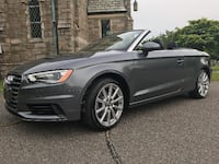 2015 AUDI A3 CONVERTIBLE PREMIUM PLUS 1 OWNER JUST SERVICED Wakefield