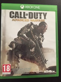 Call of Duty Advanced Warfare Xbox one Stockholm, 120 60