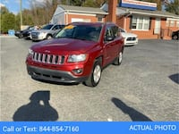 2014 Jeep Compass suv Sport SUV 4D Red Monroe