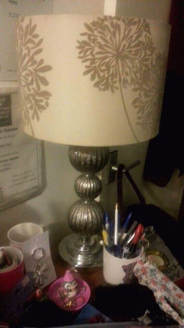 One ex condition lamp