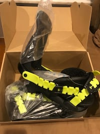Rossignol cuda m/l binding new in box