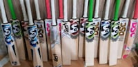 Brand new original English willow bats