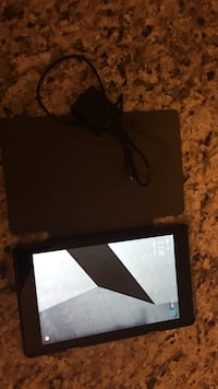 black tablet computer with charger Frederick, 21701