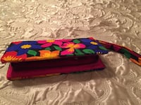 red, green, and purple floral textile Vaughan, L4K 2L3
