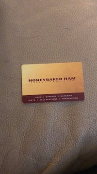 $60 Gift card Hagerstown, 21742