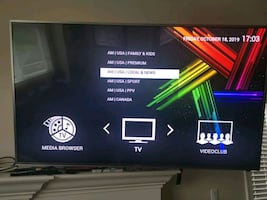 IPTV android tv box or mag subscription