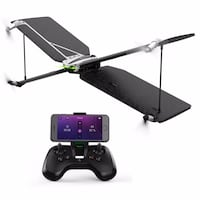 DRON PARROT SWING CON FLYPAD