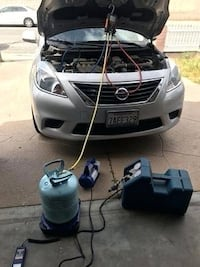 Cars A/C recharge with Freon Silver Spring, 20903