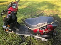 black and red motor scooter Kissimmee, 34746