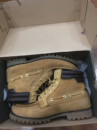 Timberlands winter boots men's size 10.5 8/10 Toronto, M1W 2N2