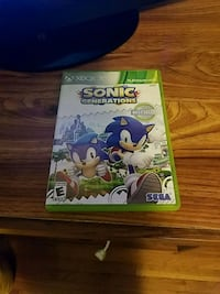 Xbox 360 Sonic Generations Oxon Hill, 20745