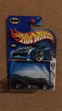 Bat mobile hot wheels diecast model car Vaughan, L6A