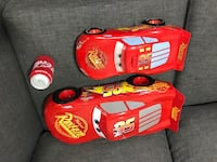 Large & Medium Lightning McQueen  Vancouver, V5R 3N5