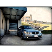 BMW 530i E60 e-tested AS-IS GPS Manual trans Toronto, M1P 2R7