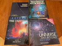 Astronomy books for sale Southfield