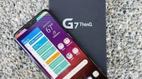 Mint LG G7 ThinQ 64gb unlocked Ottawa