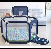 Baby playpen without basketball net - brand new