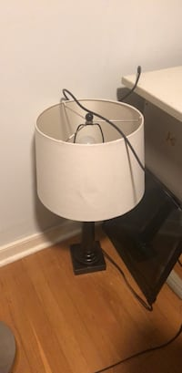 black and white table lamp 172 km