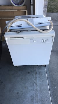 White dish washer Clever, 65631