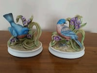 Blue Bird Porcelain by Andrea
