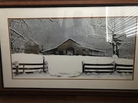 white and black house painting 731 mi