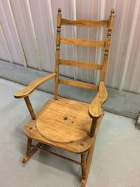 Antique Rocking Chair Montreal, H4C 2C7